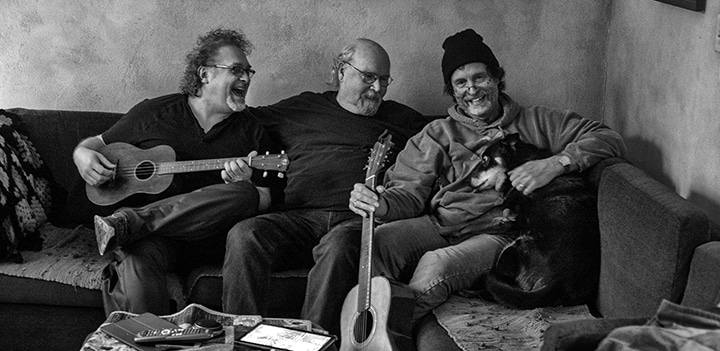 Tom Paxton and the Don Juans Image