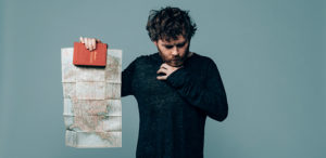 "Gabriel Kahane's ""8980: Book of Travelers"" Image"